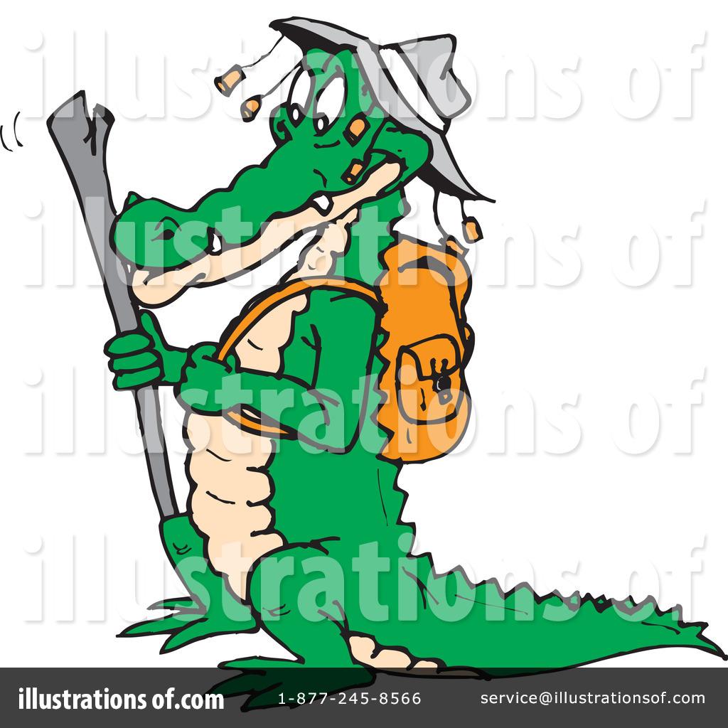 1024x1024 Crocodile Clip Art