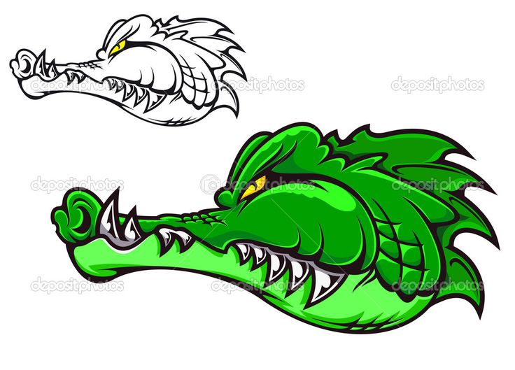 736x529 61 Best Crocodile Tattoo Outline Images