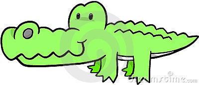 400x172 Top 69 Crocodile Clip Art