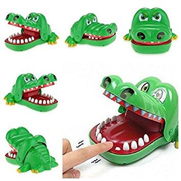 355x355 Bite Finger Pull Teeth Game Children Kid Toy