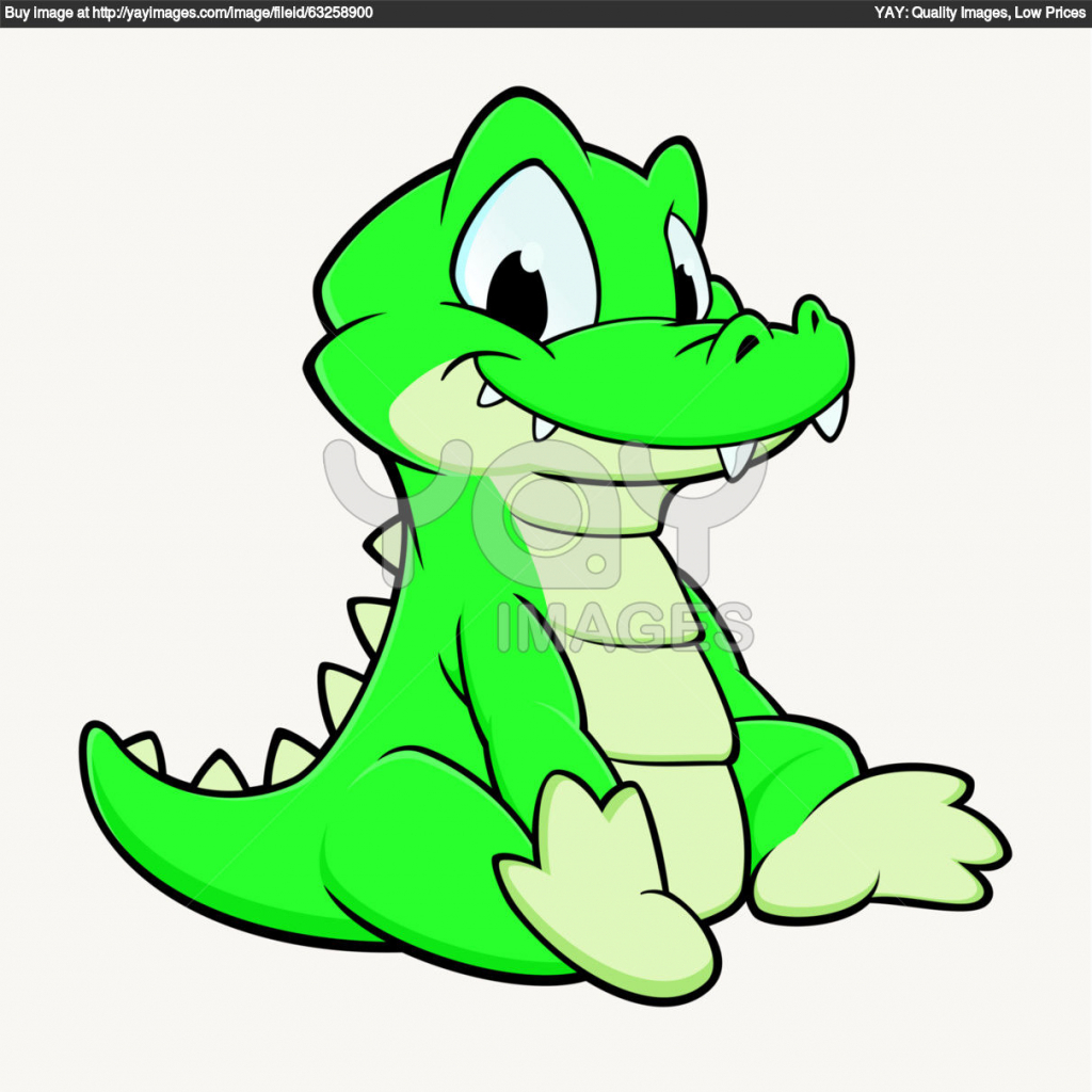 1024x1024 Cartoon Alligator Drawings Alligator Outline Cartoon Crocodile