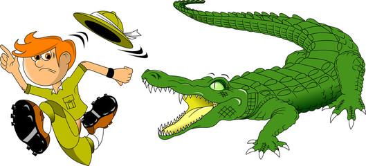 529x240 Control Body Temperature Crocodile Clipart, Explore Pictures