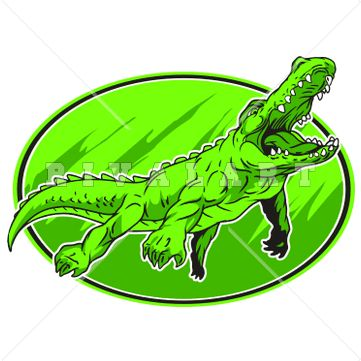 361x361 Reptile On The Grass Crocodile Clipart, Explore Pictures
