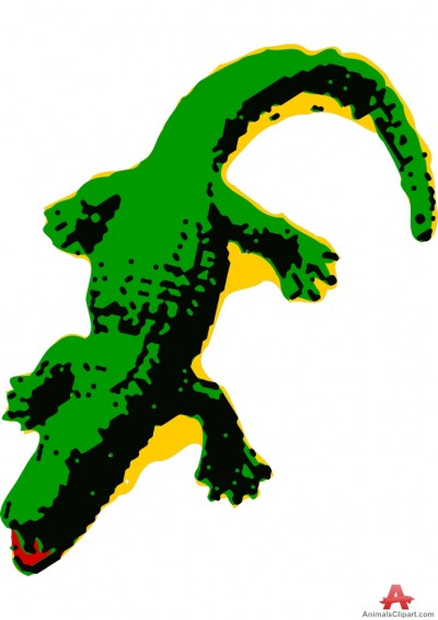 400x566 Brown Alligator Clipart, Explore Pictures