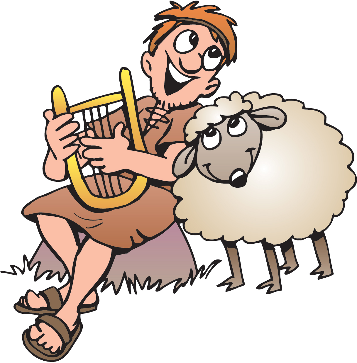 1217x1238 Shepherd Boy Clipart Crook