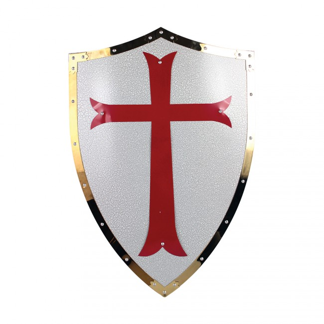 Cross And Shield