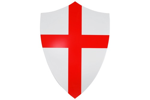 500x333 Shield Clipart Cross