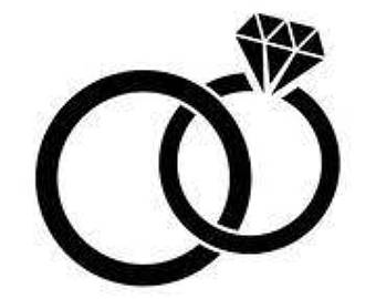 340x270 Wedding Ring Svg Etsy
