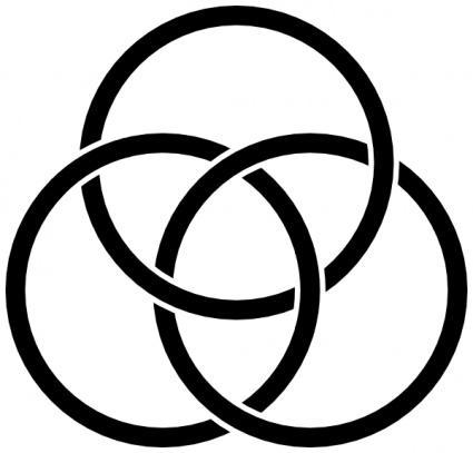 425x407 Three Circles Tattoo
