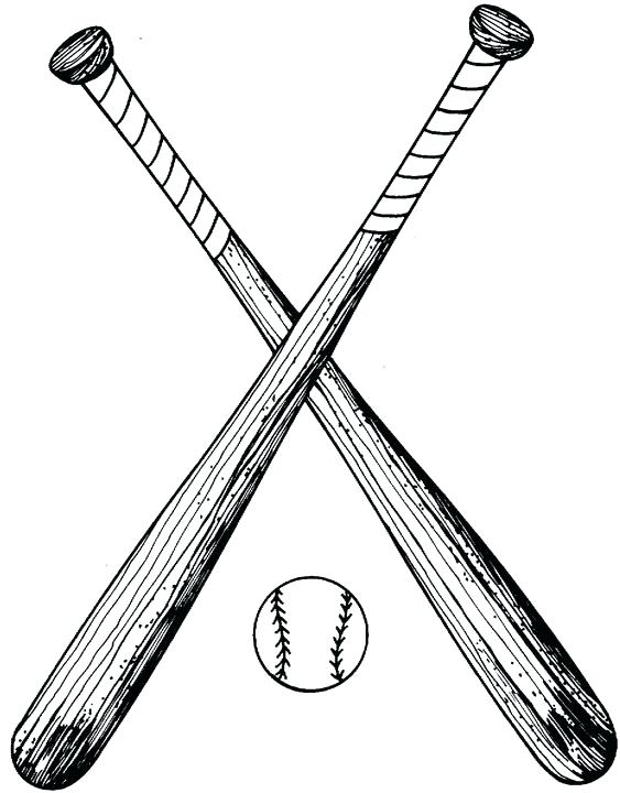 563x720 Baseball Bat Clipart Bag