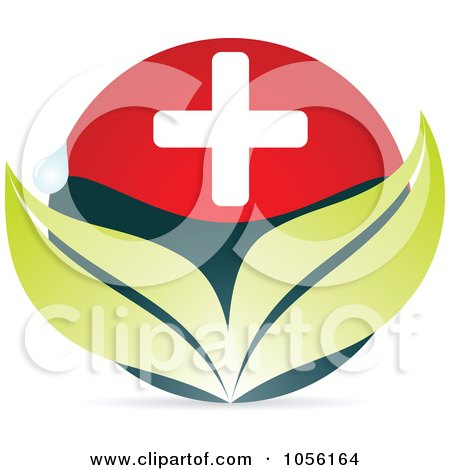 450x470 Royalty Free Vector Clip Art Illustration Of A Medical Cross