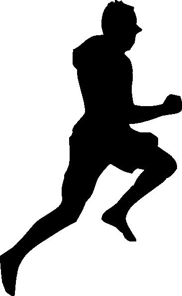 366x597 Cross Country Runner Clip Art Clipart Panda