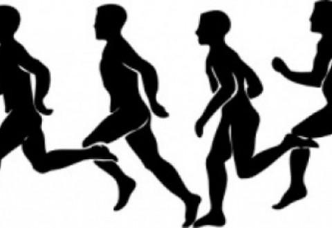 480x330 Clip Art Track Runner Clipart 2151984