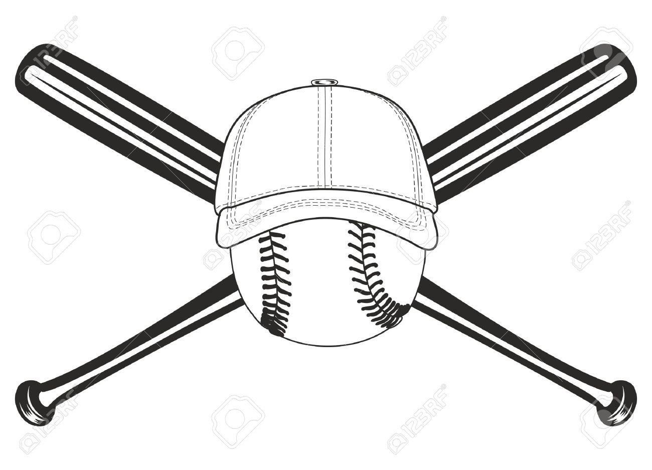 1300x937 Baseball Bat Clipart Bates