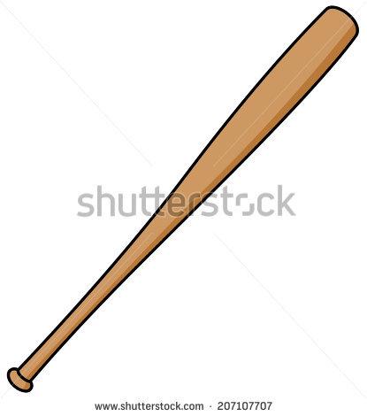 415x470 Baseball Bat Clipart Vector