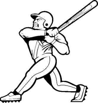 331x350 Top 71 Baseball Clip Art