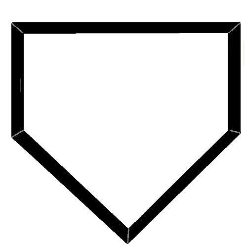 500x501 Baseball Bat Clipart Base