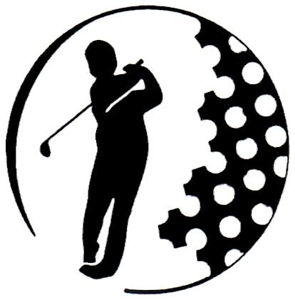 414x420 Golf Course Clipart Golf Tournament