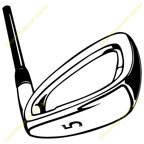 500x500 Golf Course Clipart Golf Equipment