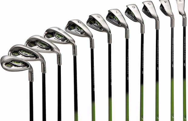 620x400 Titanium Golf Clubs