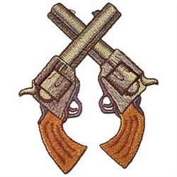250x250 Crossed Guns Embroidery Design Clipart Panda