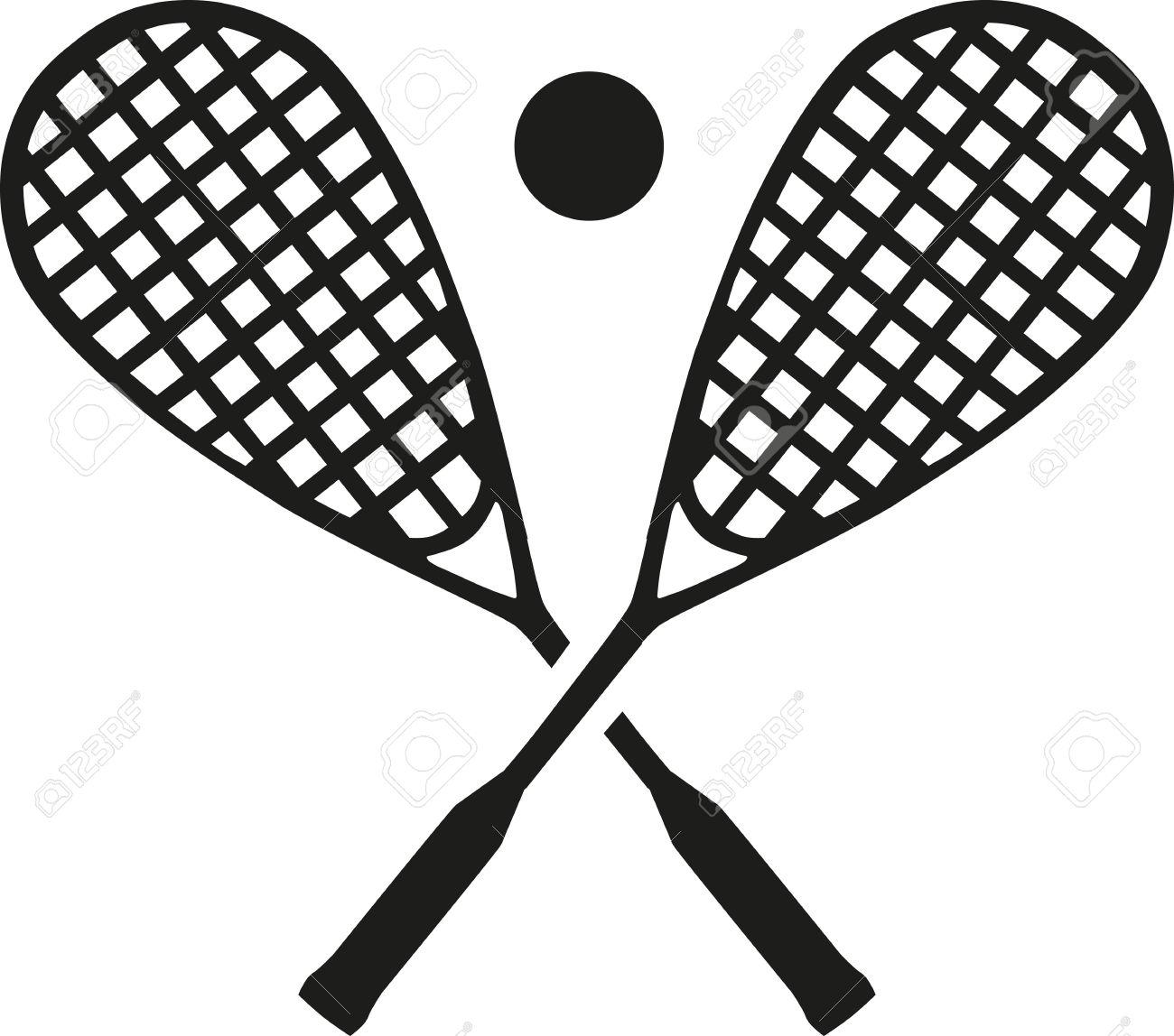 1300x1148 Ball Clipart Squash Racket
