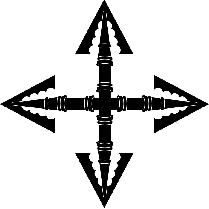700x700 All Crosses