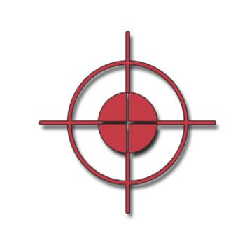 Crosshairs Clipart