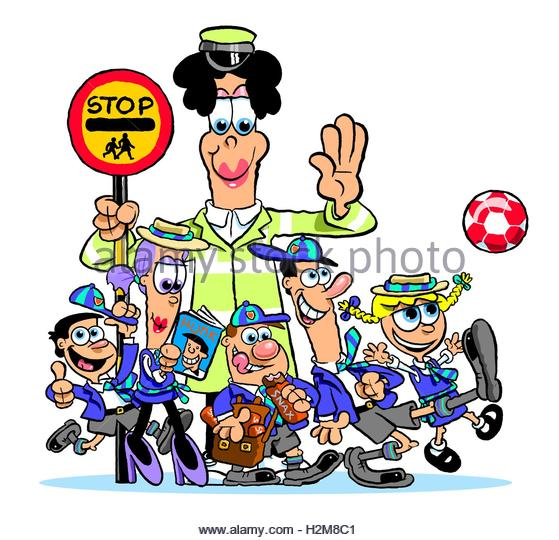 559x540 Crossing Guard Children Stock Photos Amp Crossing Guard Children