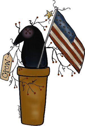 Crow Clipart Free