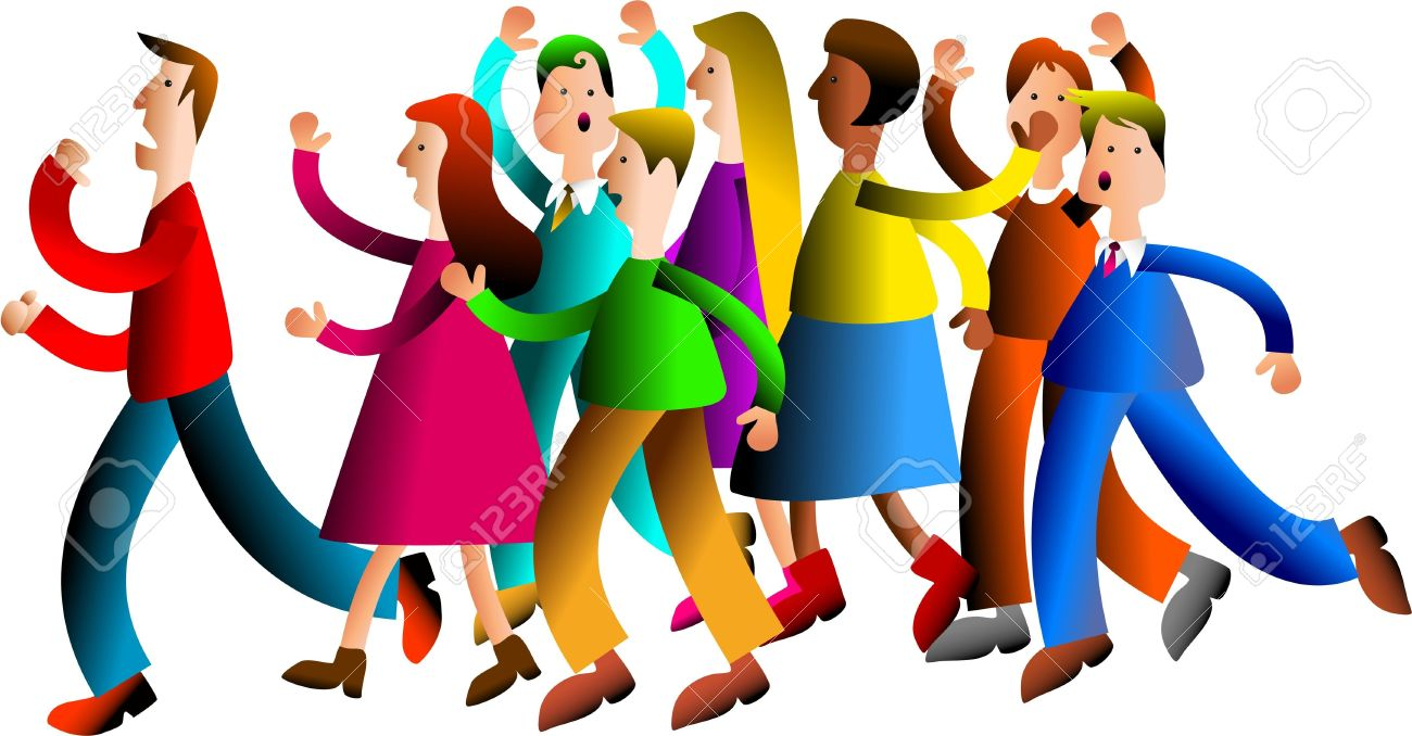 Crowd Clipart | Free download best Crowd Clipart on ...