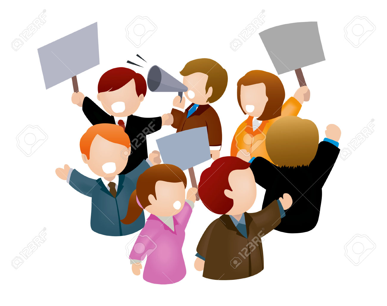1300x1030 People Rally Clipart Amp People Rally Clip Art Images