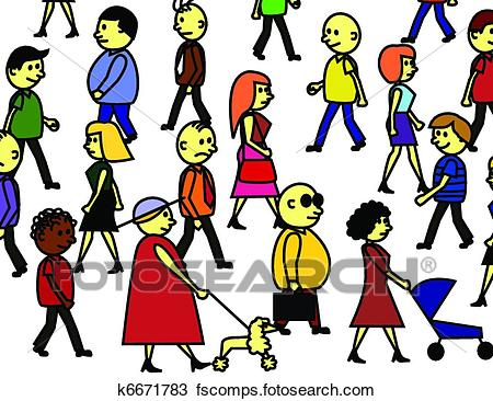 450x366 Crowd People Clipart Illustrations. 20,408 Crowd People Clip Art