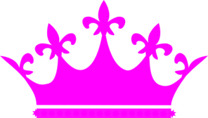 296x168 Pink Crown Clip Art
