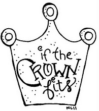 Crown Clipart Black And White