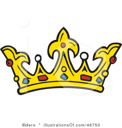 400x420 Clipart King Crown