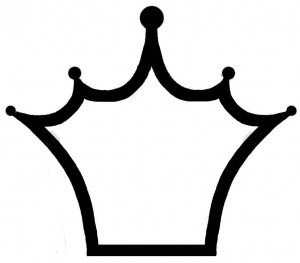 300x263 Crown Clipart Crown Outline