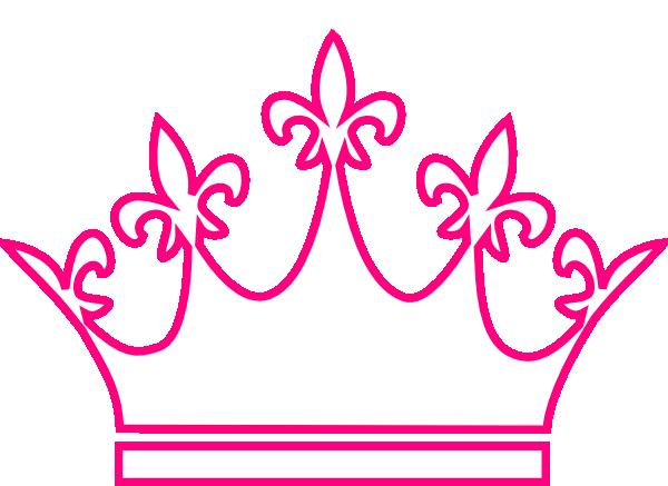 600x437 Queen Crown Clip Art