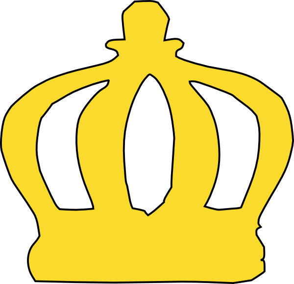 600x580 Prince Crown Clipart