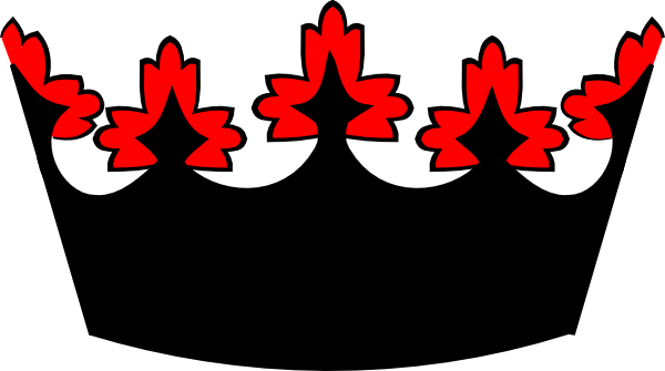 600x335 Red Crown Clipart