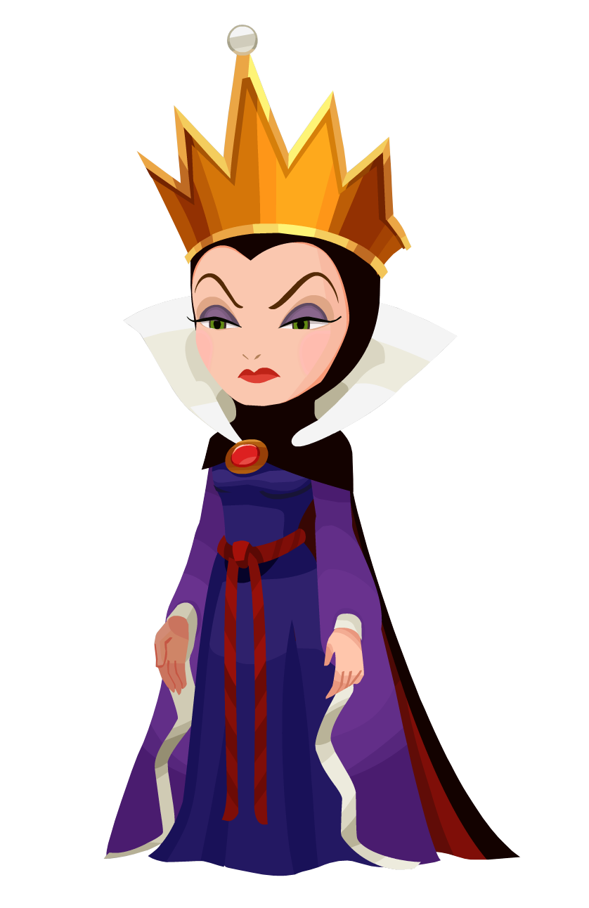 838x1292 Evil Queen Transparent Background PNG Mart