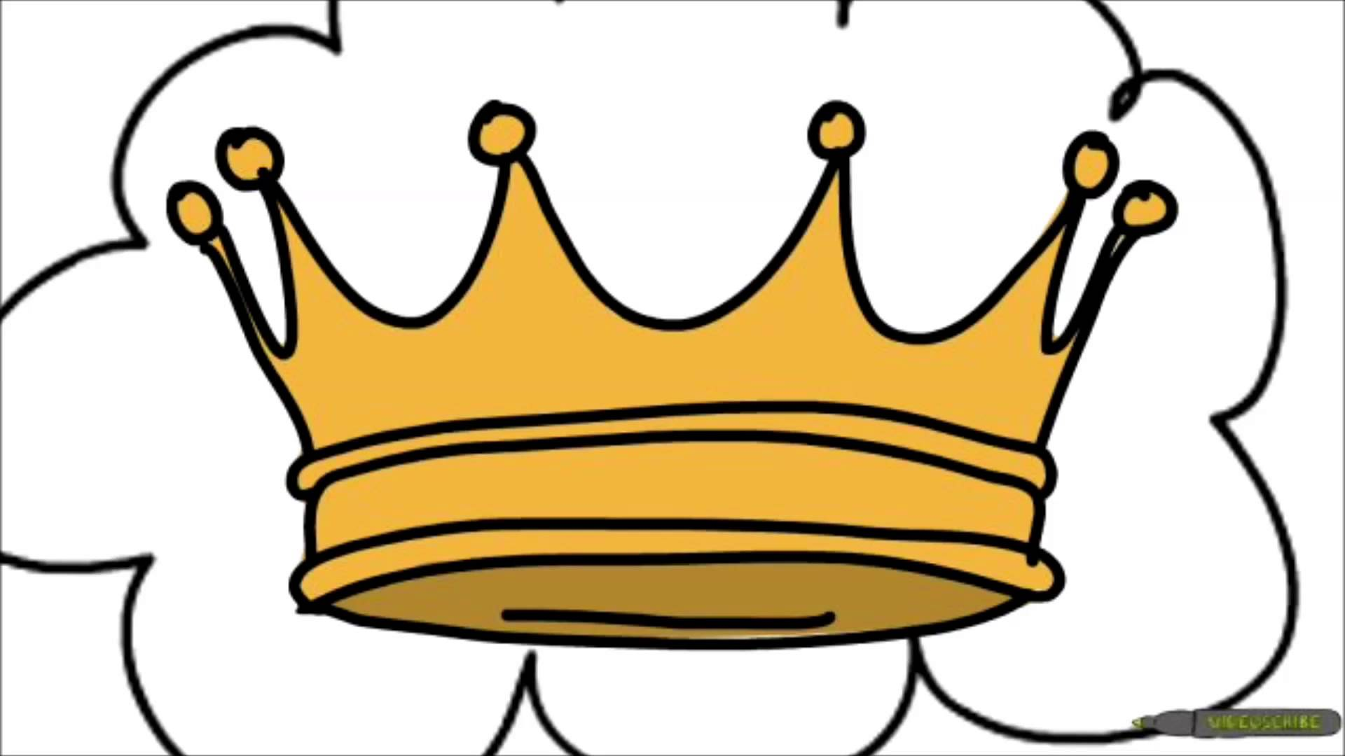 Crown Drawings