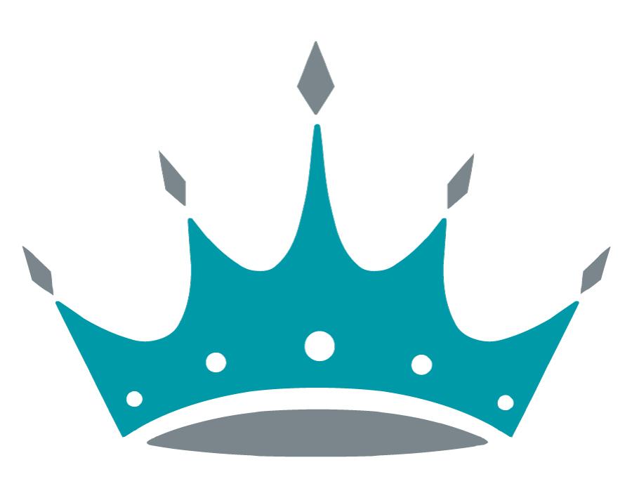 900x709 Crown Clipart Zta