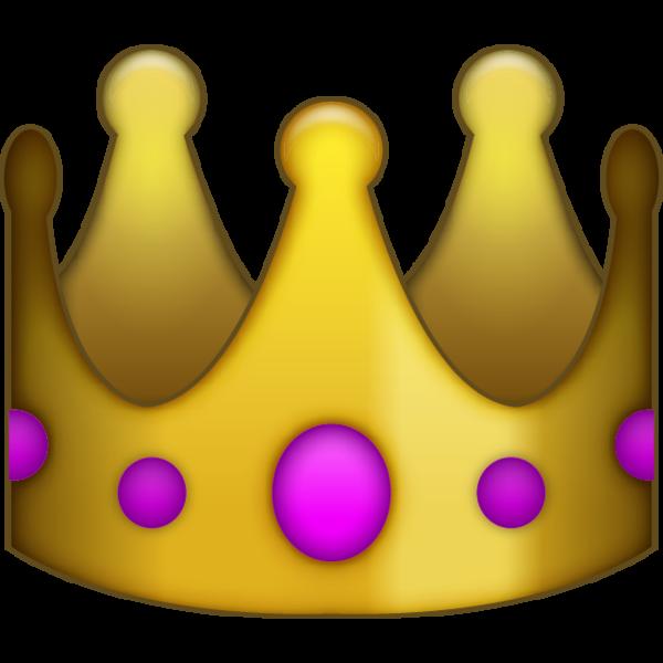 600x600 Download Queen's Crown Emoji Emoji Island