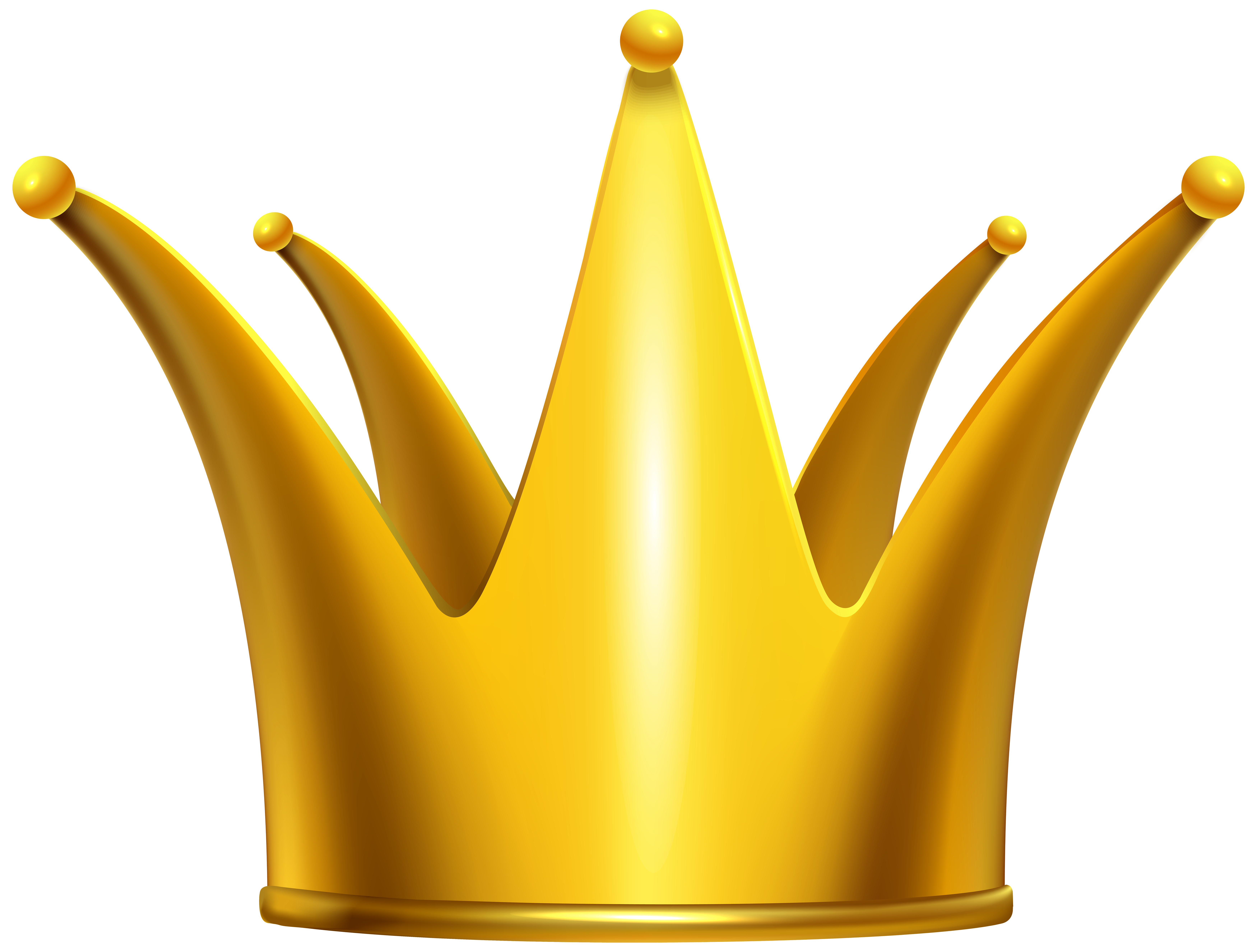 7000x5304 Crown Clipart Png