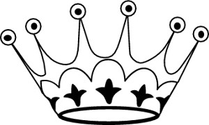 300x180 Pageant Crown Clipart