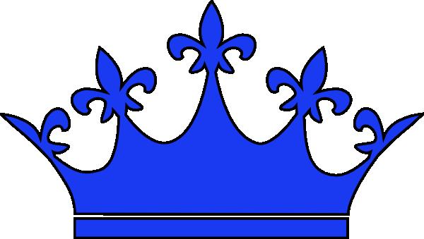 600x339 Queen Crown Royal Blue Clip Art