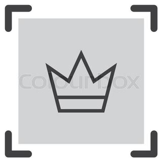 320x320 Crown, The King Symbol Hand Drawing. Good Use For Symbol, Logo