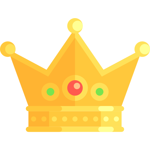 512x512 Crown Icon