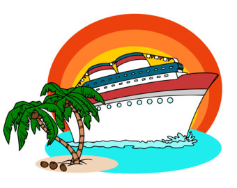 Cruise Clipart